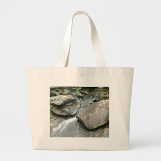 Stepping Stones Large Tote Bag