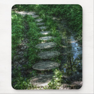 Stepping Stones Mousepad