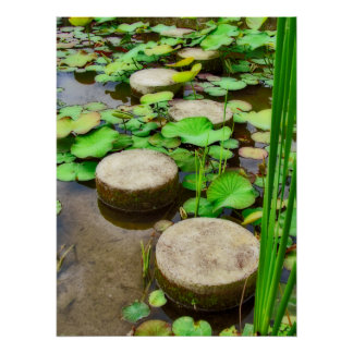 Stepping Stones Print