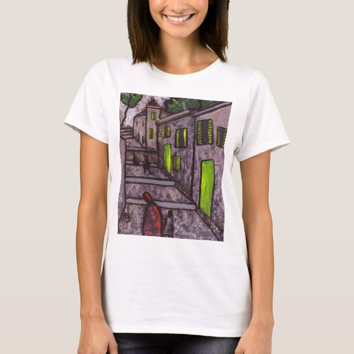 STEPS AND HOUSES T-Shirt
