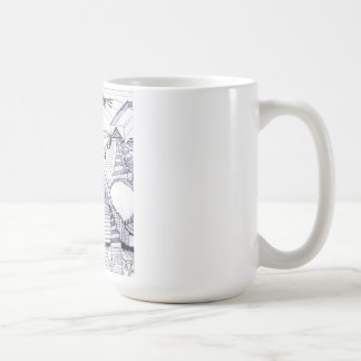 steps art stairs coffee mug