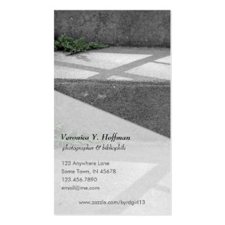 Steps Business Card