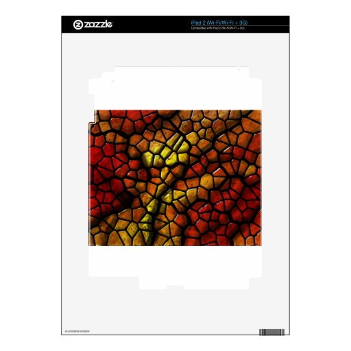 steps.jpg de piedra calcomanía para iPad 2