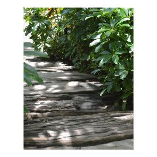 Steps Letterhead