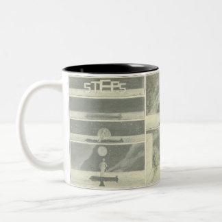 Steps Coffee Mugs