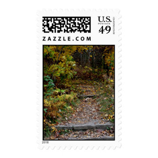 Steps to the Appalachian Trail Postage