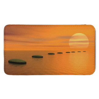 Steps to the sun galaxy s5 pouch