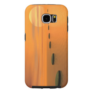 Steps to the sun samsung galaxy s6 cases