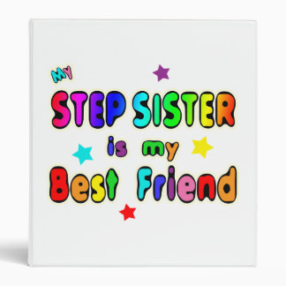 Stepsister Best Friend Binder