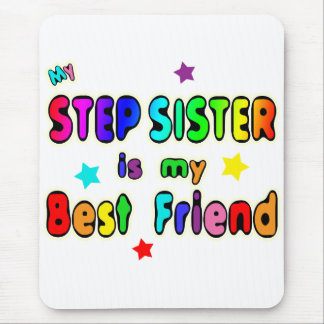 Stepsister Best Friend Mouse Pad