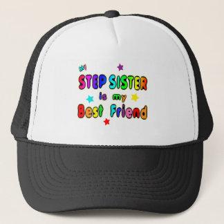 Stepsister Best Friend Trucker Hat