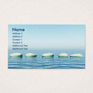 stepstones business card