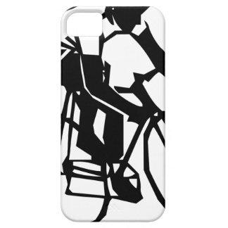 Steren-bike-rider-2400px iPhone SE/5/5s Case