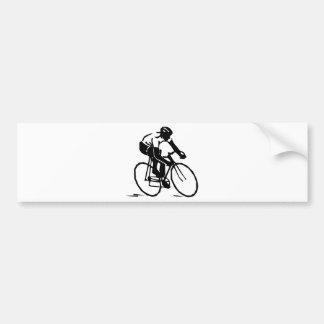 Steren-bike-rider-2400px Pegatina Para Auto