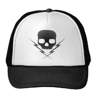 Stereo Death Skull Hat