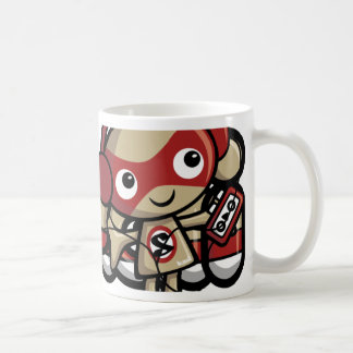 Stereo Mascot Coffee Mug
