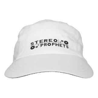 Stereo Prophets Performance Woven Hat - White