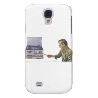 Stereo Smash Galaxy S4 Case