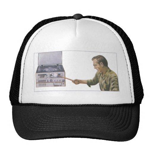 Stereo Smash Trucker Hat