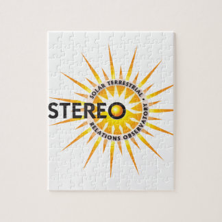 STEREO (Solar TErrestrial RElations Observatory) Jigsaw Puzzle