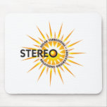 STEREO (Solar TErrestrial RElations Observatory) Mousepad