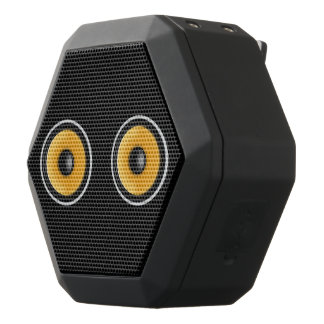 """""""Stereo"""" Speaker Graphic Boombot Portable Speaker Black Boombot Rex Bluetooth Speaker"""