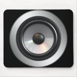 STEREO SPEAKER MOUSE PAD