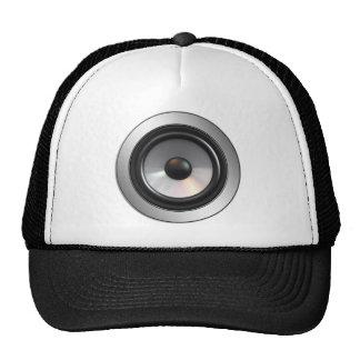 STEREO SPEAKER TRUCKER HAT