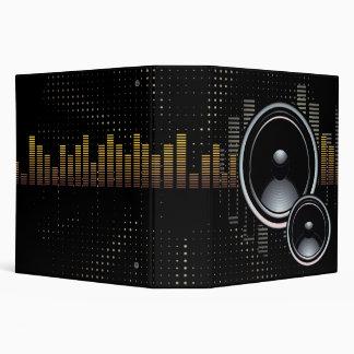 Stereo Speakers Binder