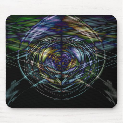 Stereo Spiral Mouse Mats
