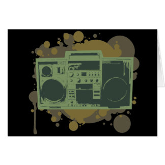 Stereo Style Card