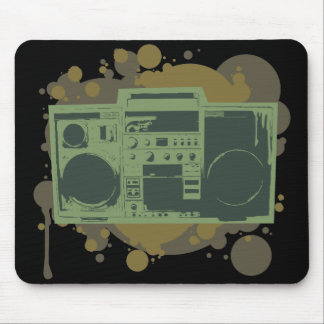 Stereo Style Mouse Pad