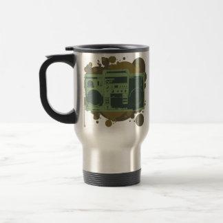 Stereo Style Travel Mug