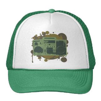 Stereo Style Trucker Hat