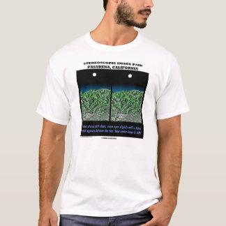 Stereoscopic Image Pair Pasadena, California T-Shirt