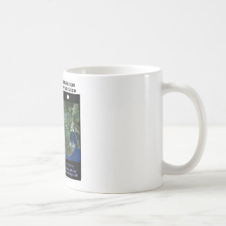 Stereoscopic Image Pair Wellington New Zealand Mugs