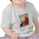 Stérilisé de la Vingeanne, Steinlen del pur de Lai Camisetas