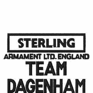 Sterling 1, TEAM DAGENHAM Embroidered Shirt