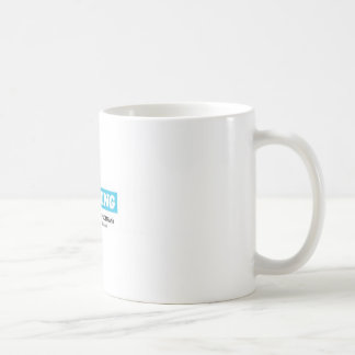 STERLING ARMAMENT, ESSEX CLASSIC WHITE COFFEE MUG