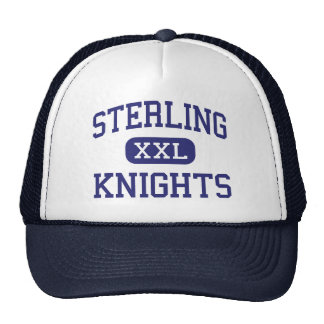 Sterling - caballeros - alto - Somerdale New Jerse Gorro