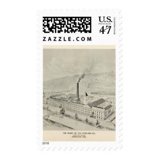 Sterling Co Postage