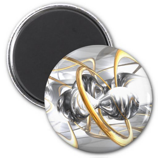 Sterling Desire Abstract Magnet