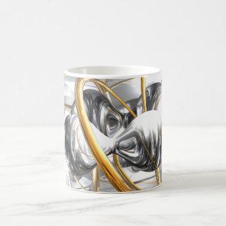 Sterling Desire Abstract Mug