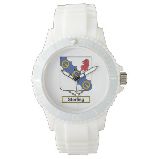 Sterling Family Crest Watches