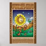 Sterling Folk Fest 09outlined Posters