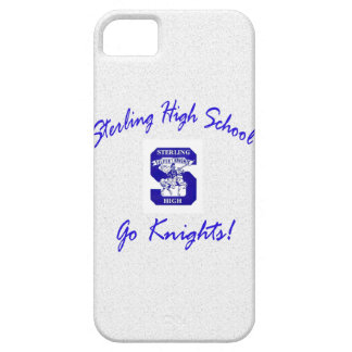 Sterling Go Knights Logo I iPhone 5 CM Case