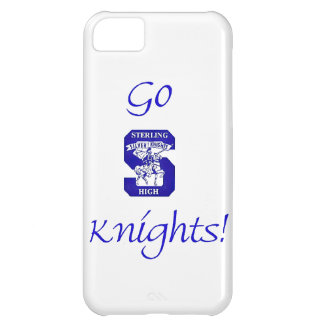 Sterling Go Knights Logo II iPhone 5 CM Case