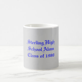 Sterling High Alum Mug
