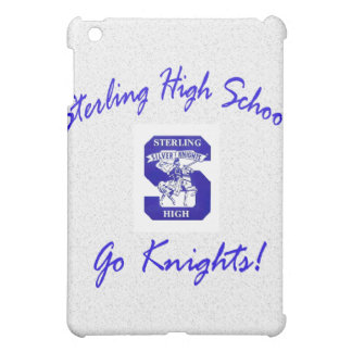 Sterling High Go Knights Logo I  iPad Mini Case