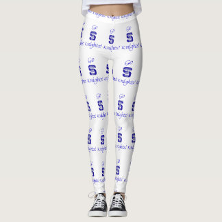 Sterling High Go Knights Logo II Leggings